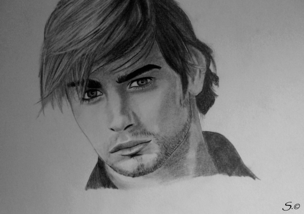Chace Crawford by Smiley